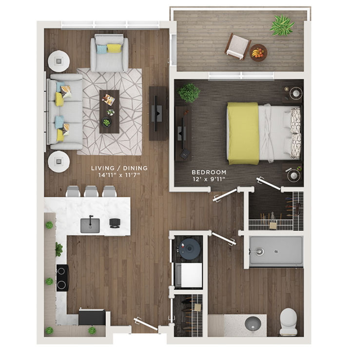 1 bedroom apartments for rent  one 30 at stonegate